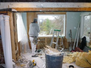 carpentry services, home improvements